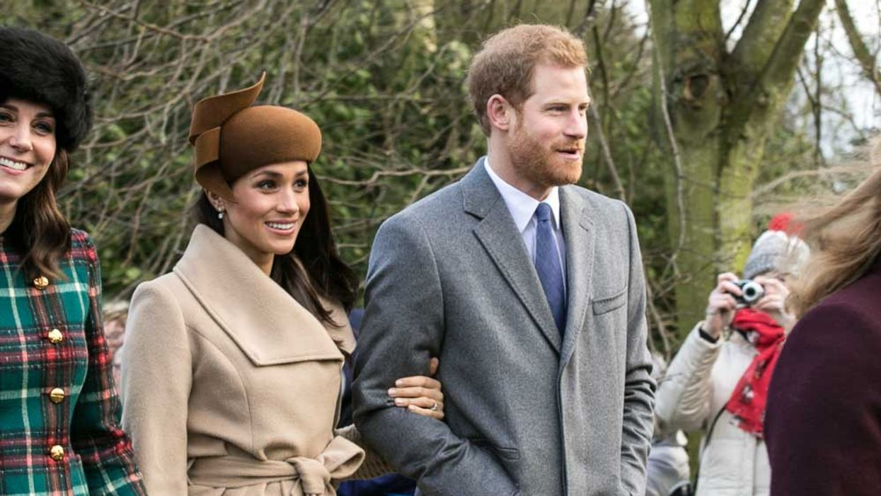 Prince Harry & Meghan Markle Are Officially Leaving The Royal Family As 'Working Members'