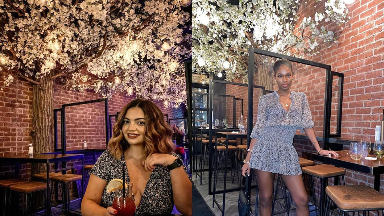 You Can Dine Under Cherry Blossoms In Ottawa At This Restaurant