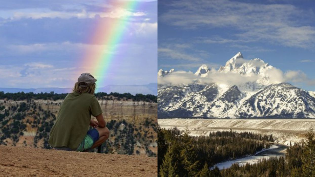 These US National Parks Have Been Named The Best In The Country & They're Jaw-Dropping