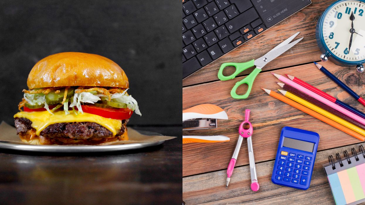 A Toronto Eatery Is Disguising Its Food As Office Supplies So You Can Expense Your Meal