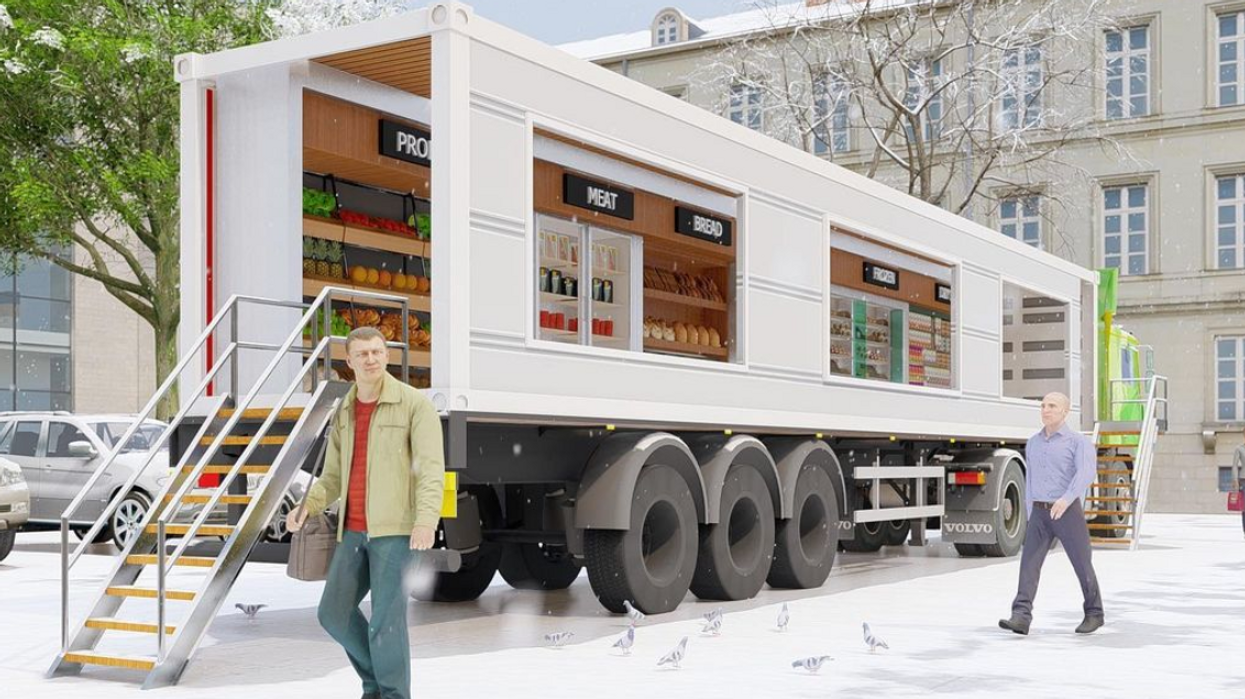 Toronto Is Getting Travelling Grocery Stores That Go Right To Your Neighbourhood