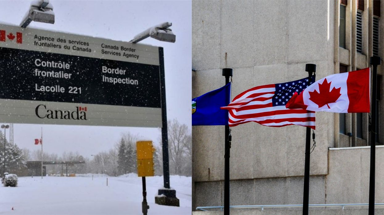 Canada-US Border Closure Extension Goes To The One Year Anniversary