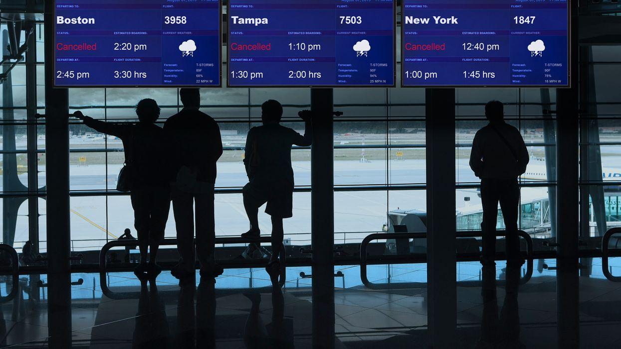 Comment se faire rembourser un voyage annulé en raison de la COVID-19?