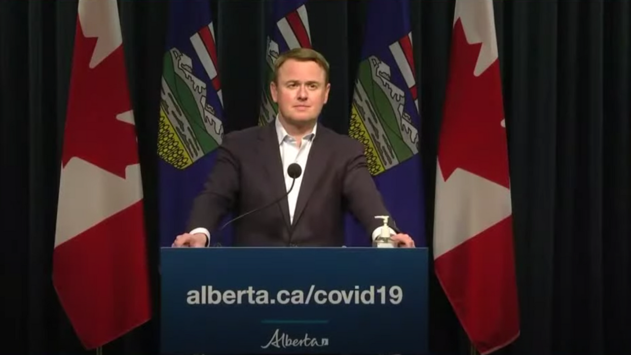 COVID-19 In Alberta: Minister Says 'It's Safe To Move Forward' With Reopening