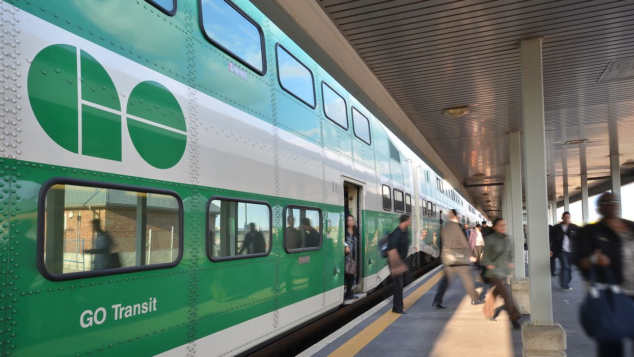 GO Train COVID-19 Case Has Been Reported & Other Passengers Should Be Tested