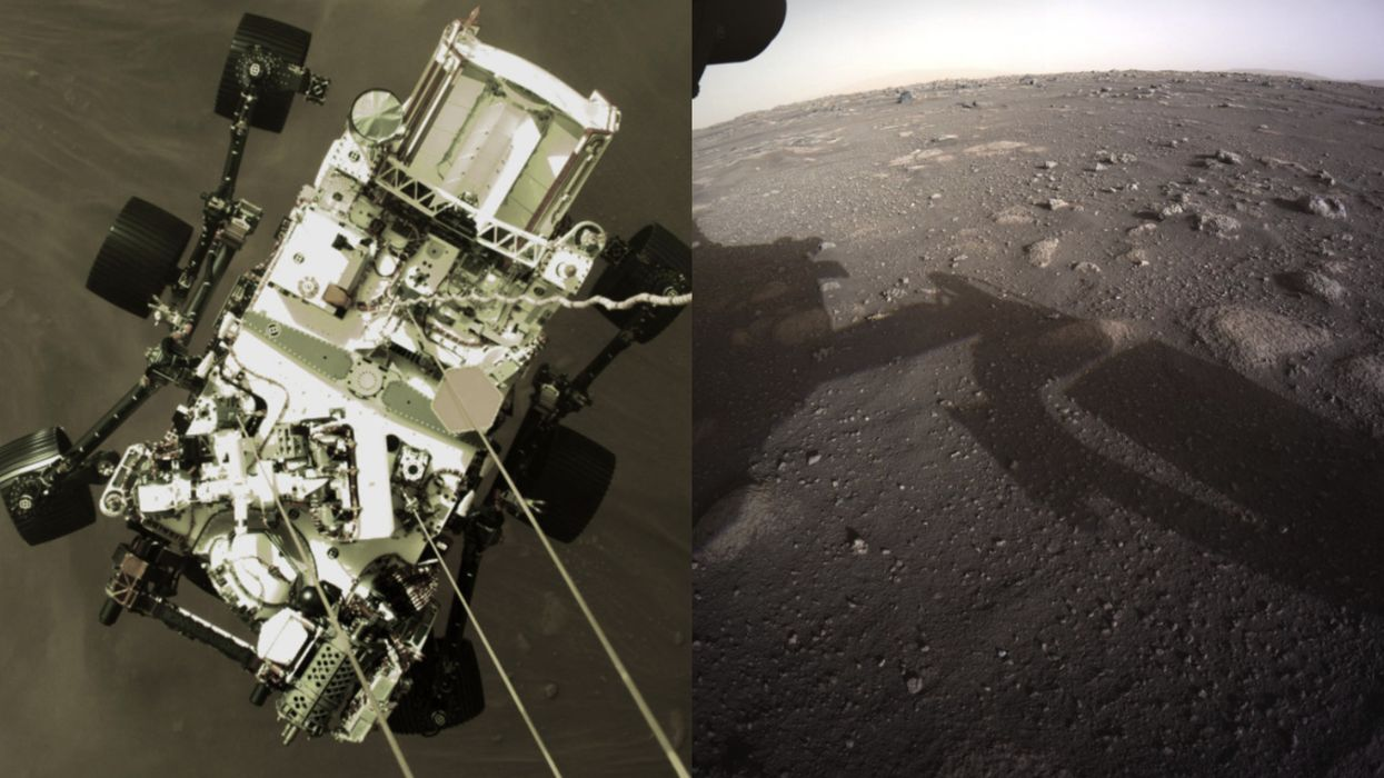 That Viral Video Of NASA's Mars Rover Is Actually Fake But We're Getting A Real One Today