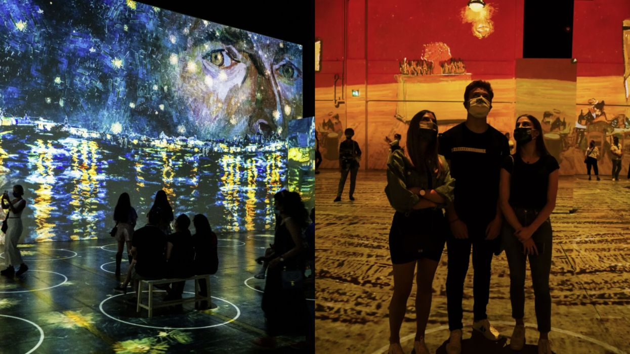 This Jaw-Dropping Immersive Van Gogh Experience Is Finally Coming To NYC