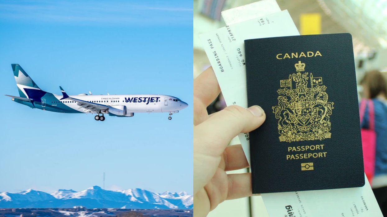 Entering Canada By Air? Here's Exactly What You'll Need To Do Right Now