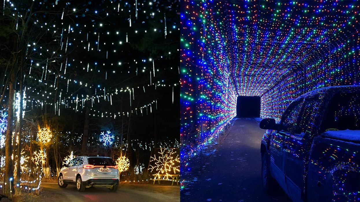 Ottawa's Magic Of Lights Returns This Month With Over 1 Million Lights