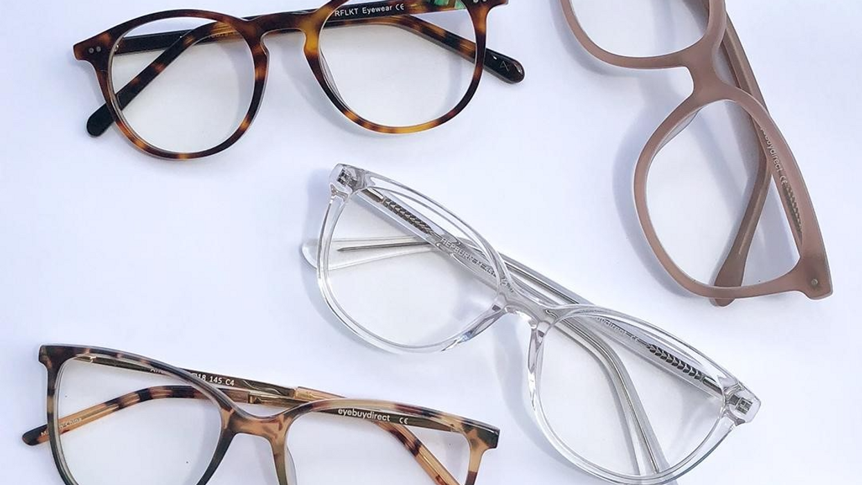 EyeBuyDirect Canada Is Having Their Largest Sale Of The Year & You Can Save 50% On Glasses