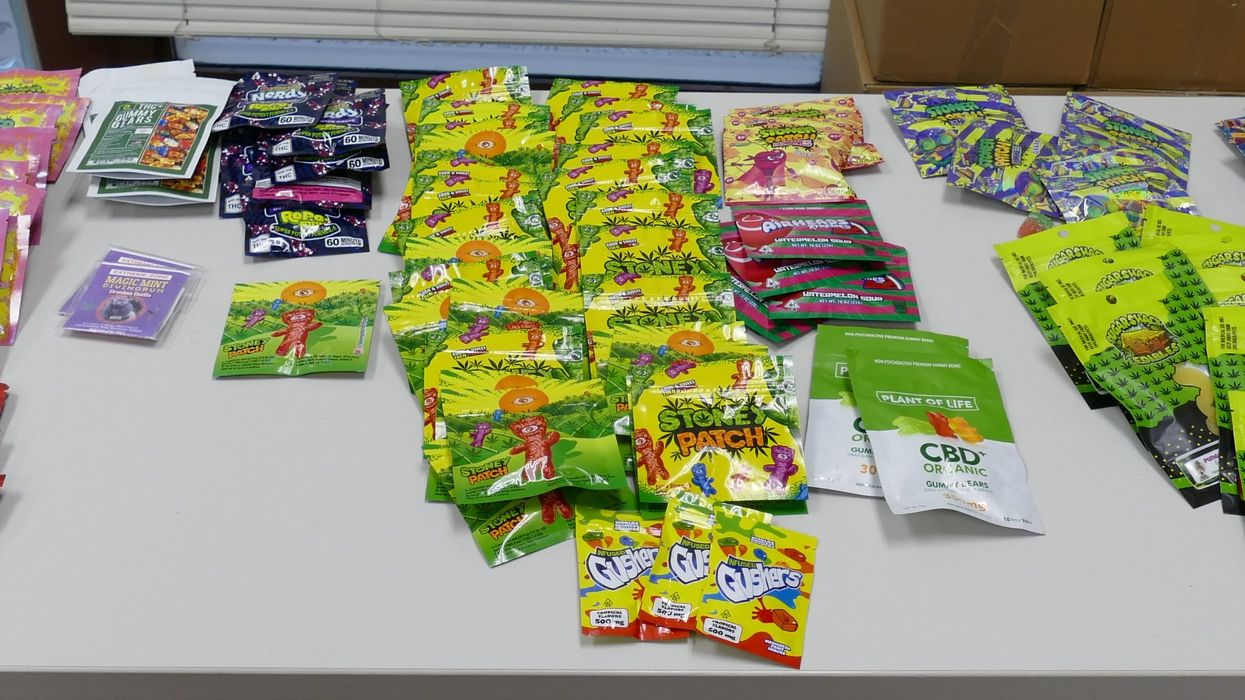Ontario Police Are Warning Of Edibles That Look Exactly Like Candy (PHOTOS)