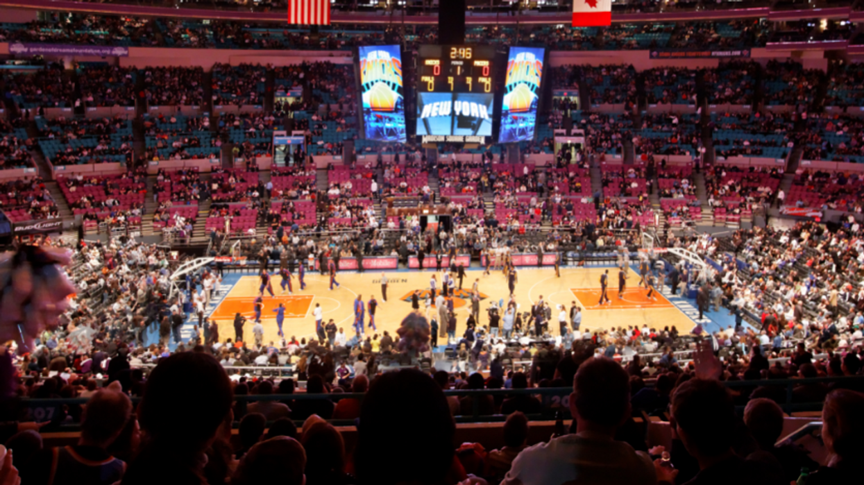 Two NBA Arenas Are Welcoming Fans Back Tonight For The First Time After Nearly A Year