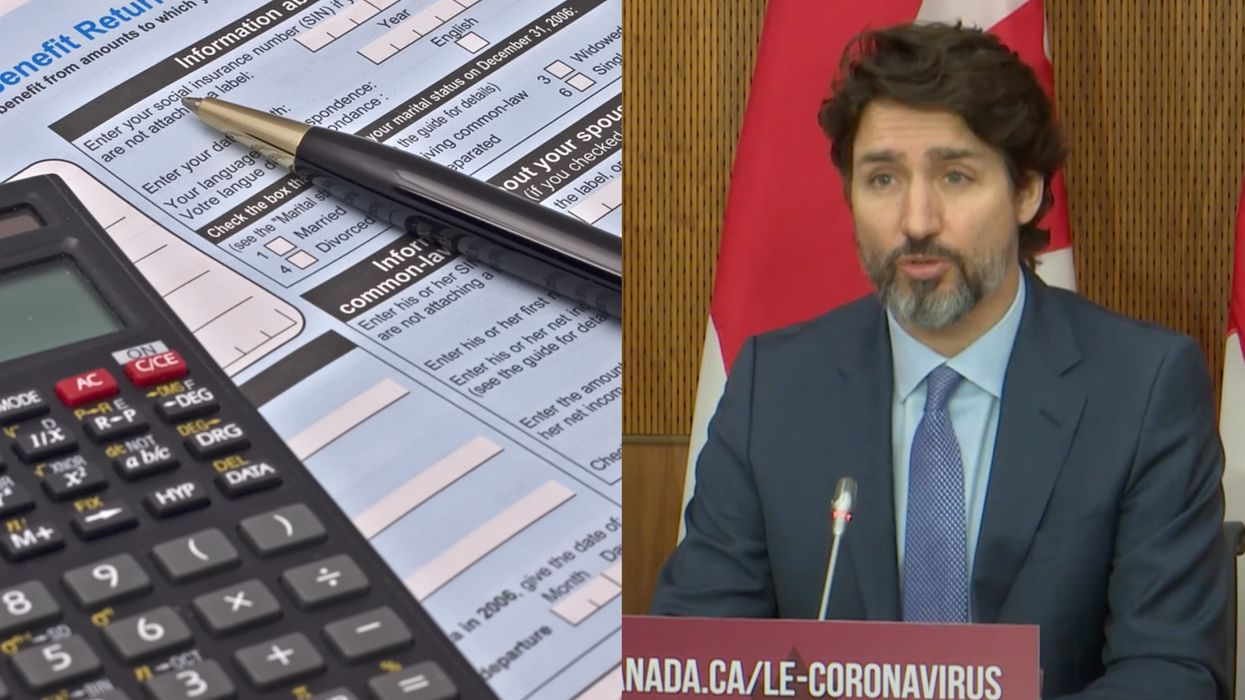 Tax Season In Canada Has Started & Trudeau Wants People Claiming Benefits To File ASAP