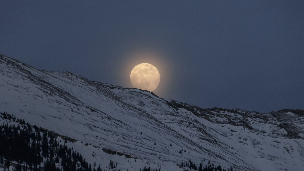 February Full Moon In 2021 Has A Very Canadian Name