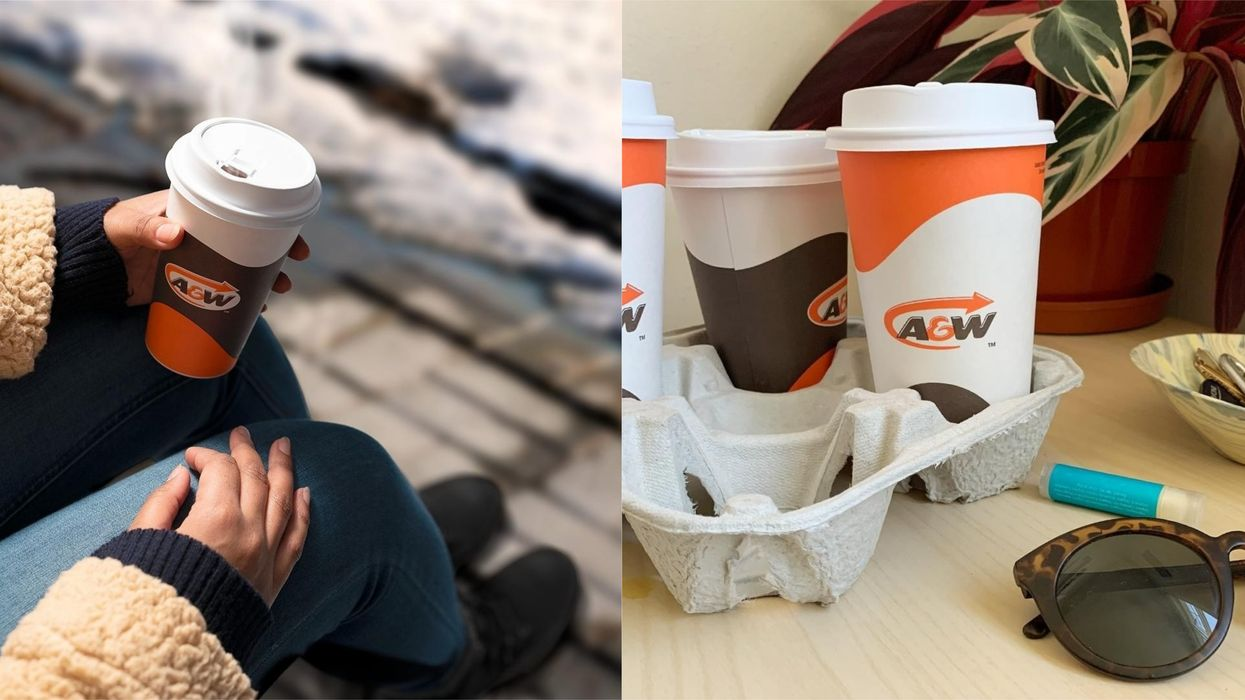 A&W Canada Free Coffee Deal Is Available For All Of March