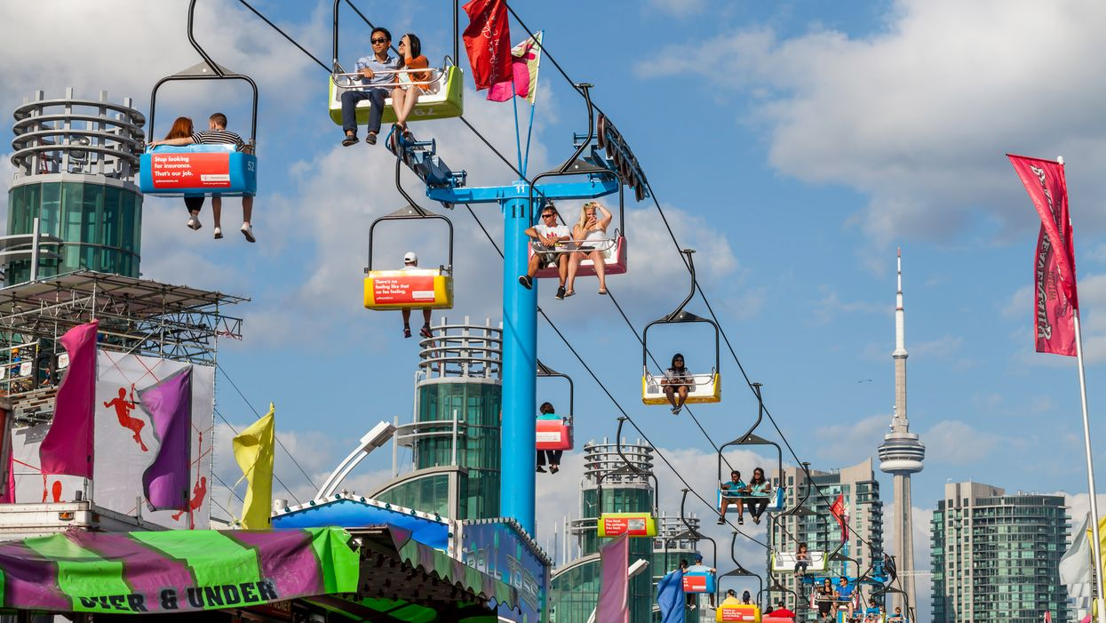 The CNE Is Officially Planning To Reopen In Toronto This Summer