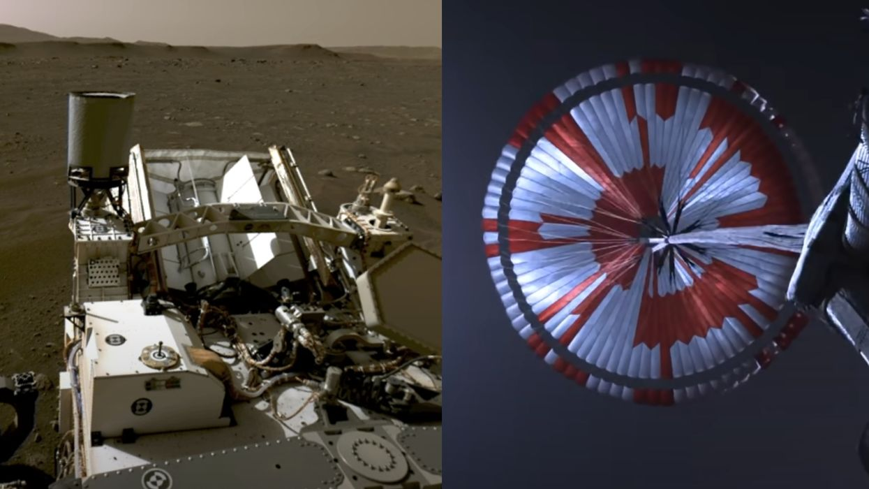 NASA's New Mars Rover Contains Multiple Hidden Messages