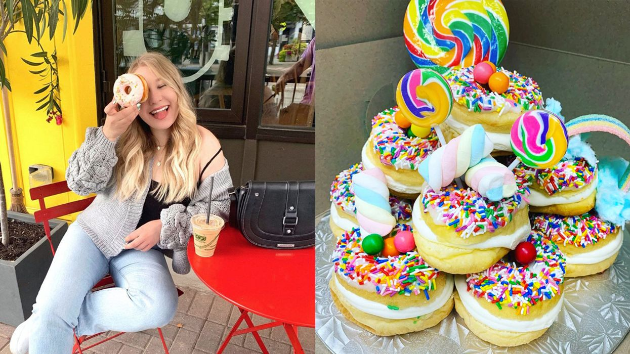Ottawa Donut Spots That Serve The Most Decadent Desserts