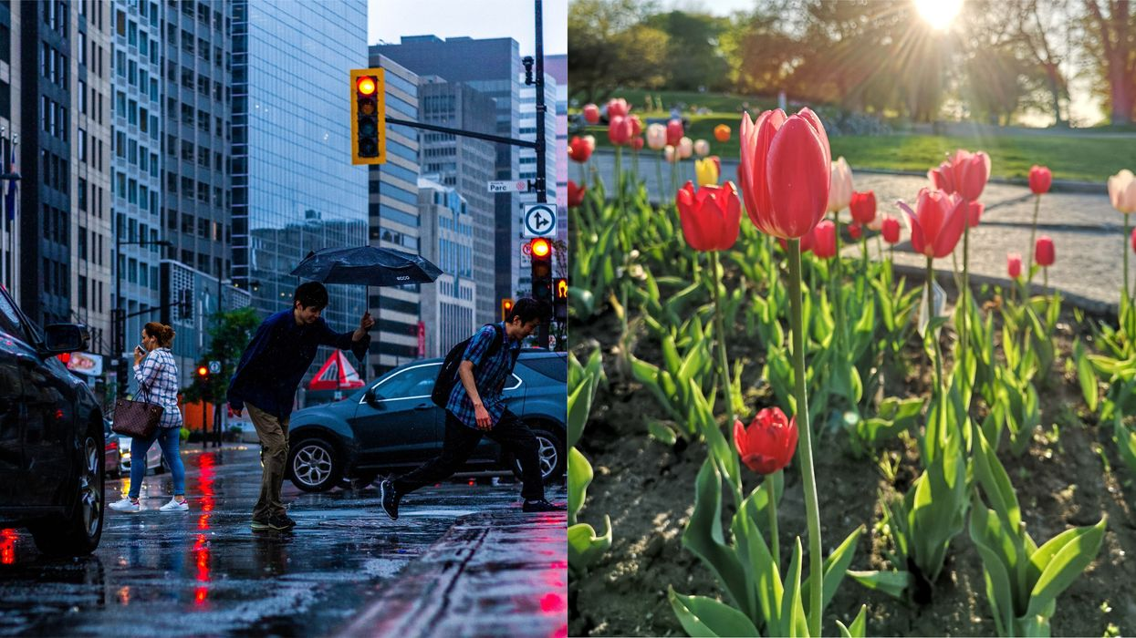 Spring Forecast For 2021 In Canada Calls For A 'Wet & Wild' Season