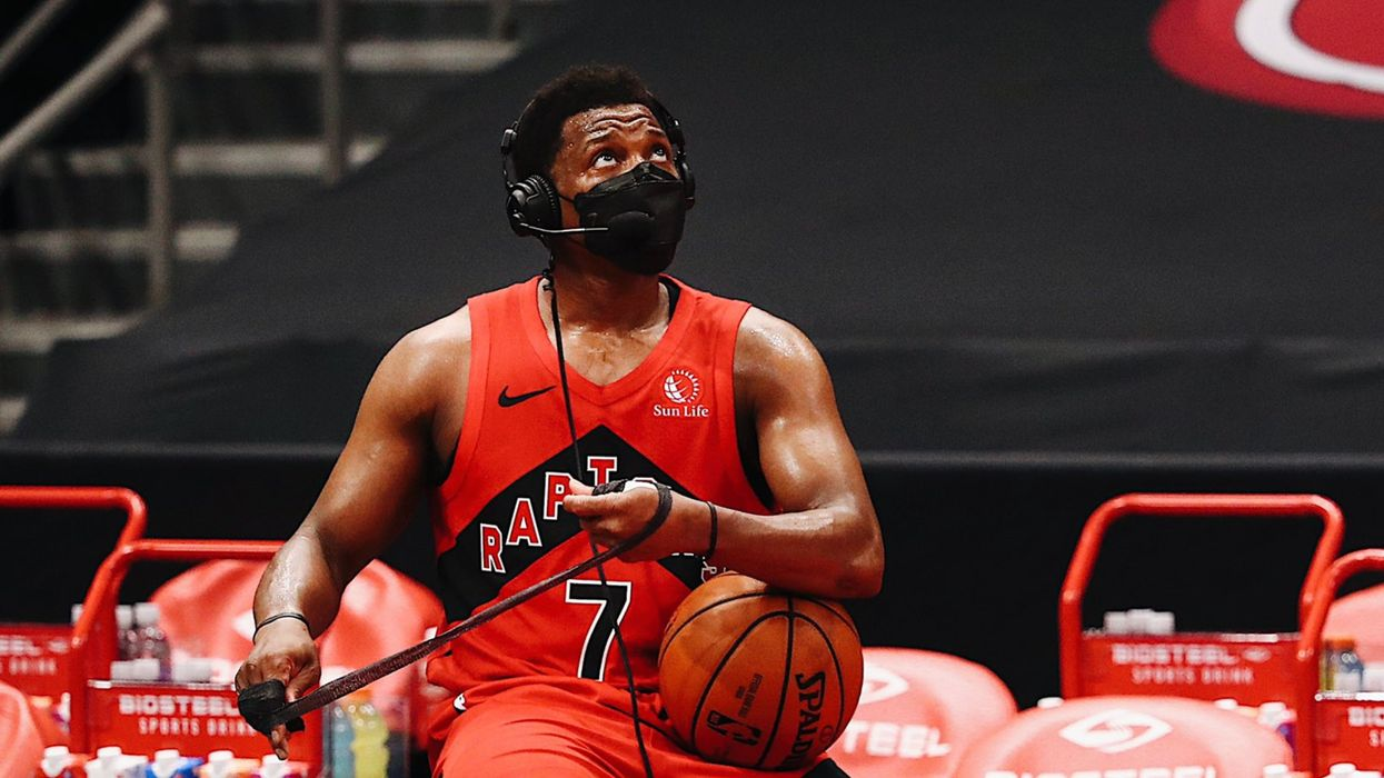 Toronto Raptors Game Has Been Cancelled For 'Health And Safety'
