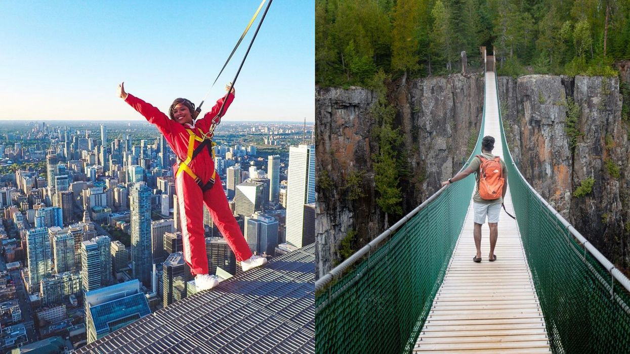 11 Thrilling Experiences In Ontario Only Major Daredevils Should Add To Their Bucket List