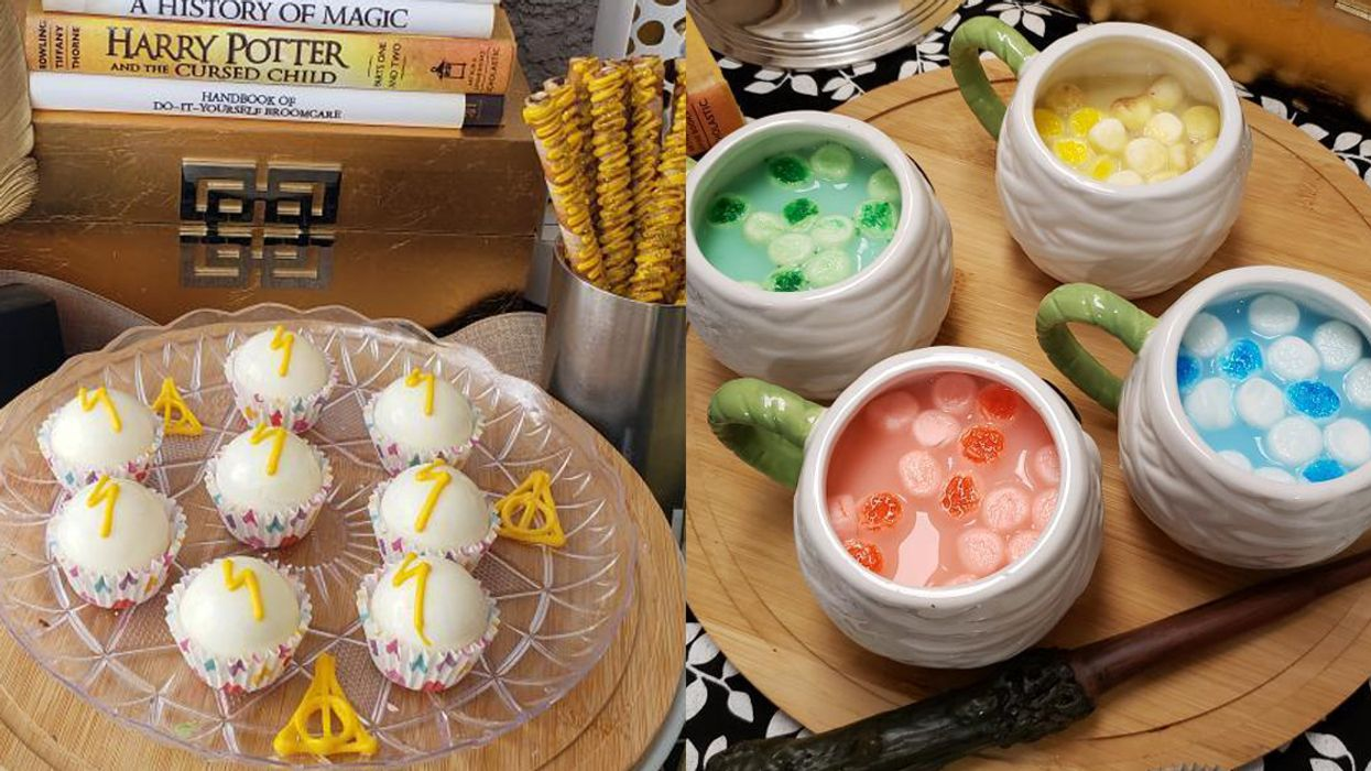 Ottawa's Harry Potter Hot Chocolate Bombs Sort You For Hogwarts