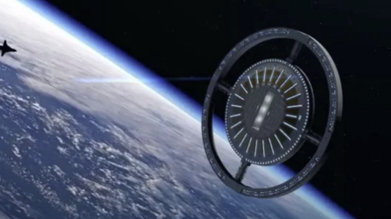 The First Space Hotel Is Set To Begin Construction In Just Four Years