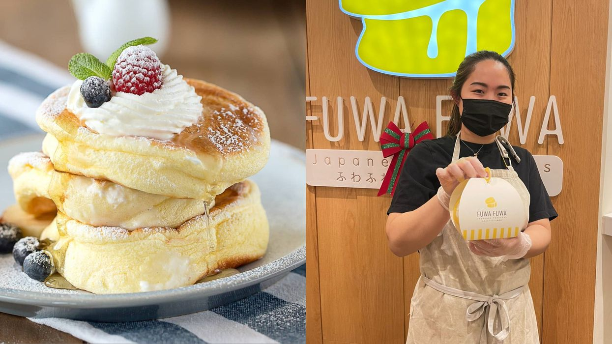 You Can Treat A Toronto Frontline Worker To Dessert Just By Eating Fluffy Pancakes