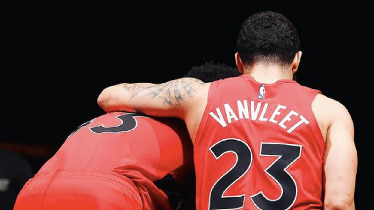 5 Toronto Raptors Players Are Now Out Due To 'Positive Test Results' Within The Team