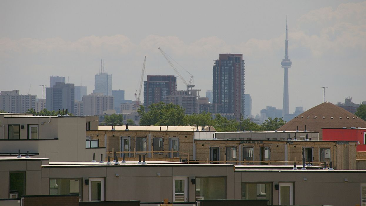 Toronto's Downsview Neighbourhood Has The Highest COVID-19 Cases