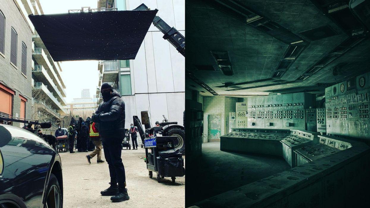 'Titans' Is Transforming Toronto Into Gotham City (PHOTOS)
