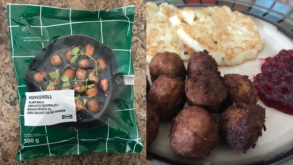 I Tried IKEA Canada's New 'Plant Balls' & This Is My Honest Opinion
