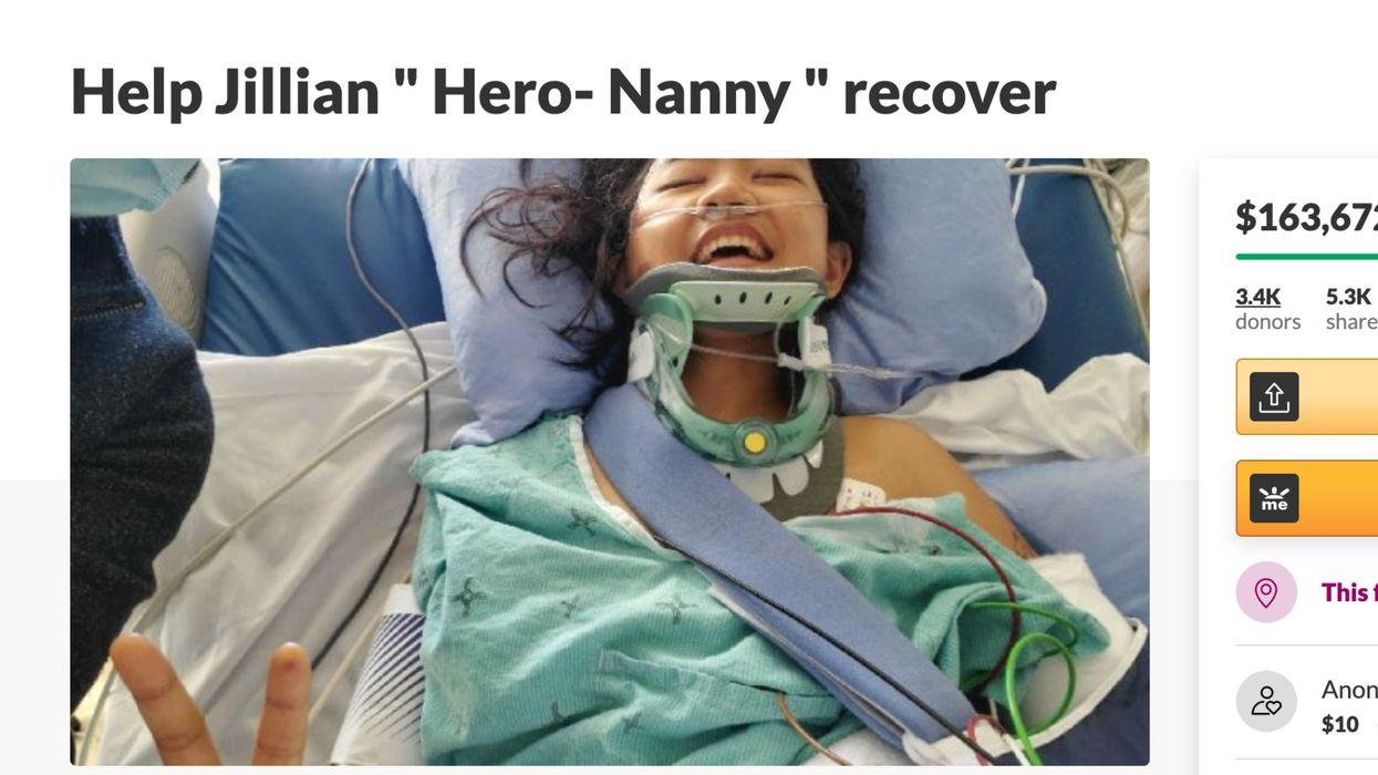 Toronto's Hero Nanny Is Receiving Support From All Parts Of Canada