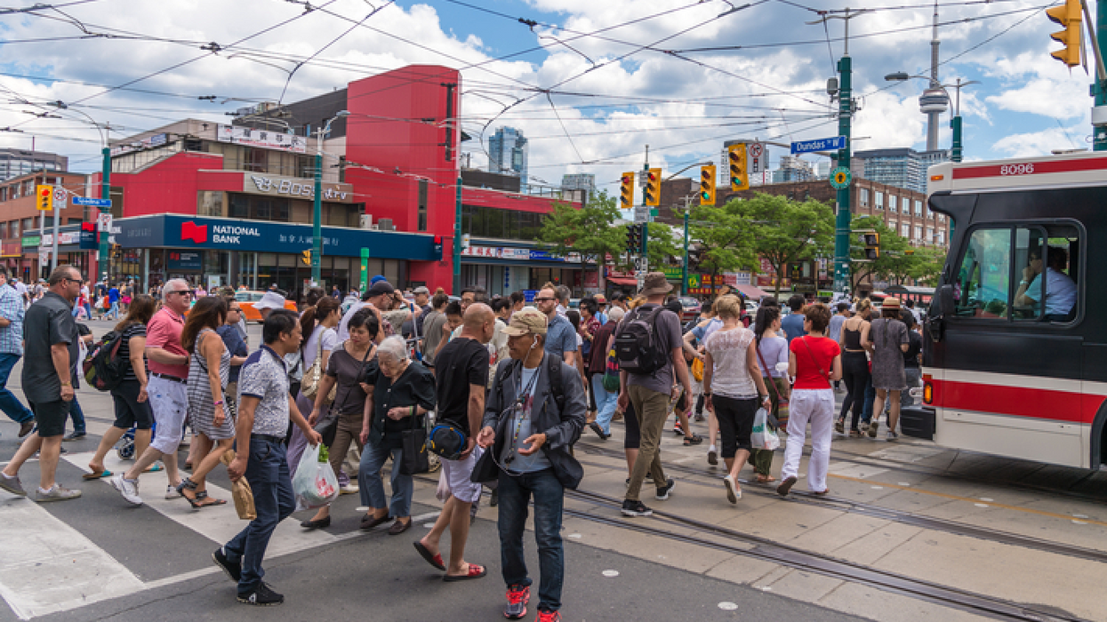 The Toronto Area Lost A Staggering $14 Billion To Lack Of Tourism This Past Year