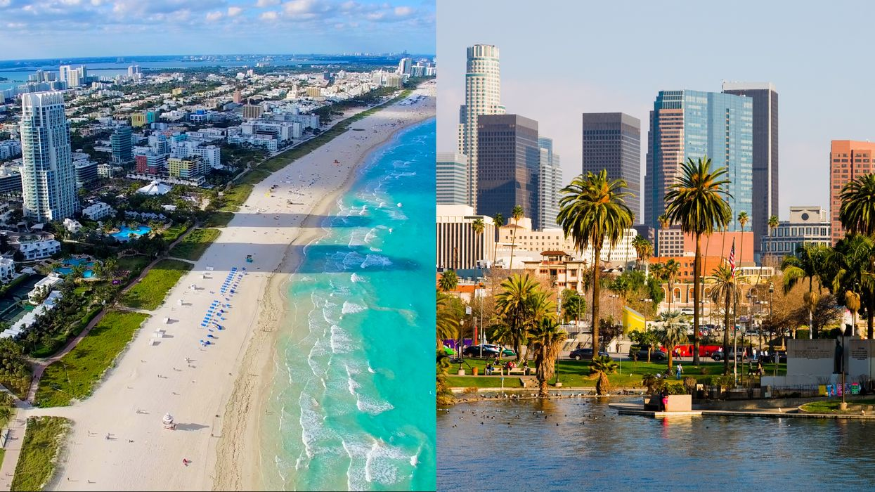 You Can Kick The Spring Off By Flying To One Of These Sunny Cities For Less Than $70