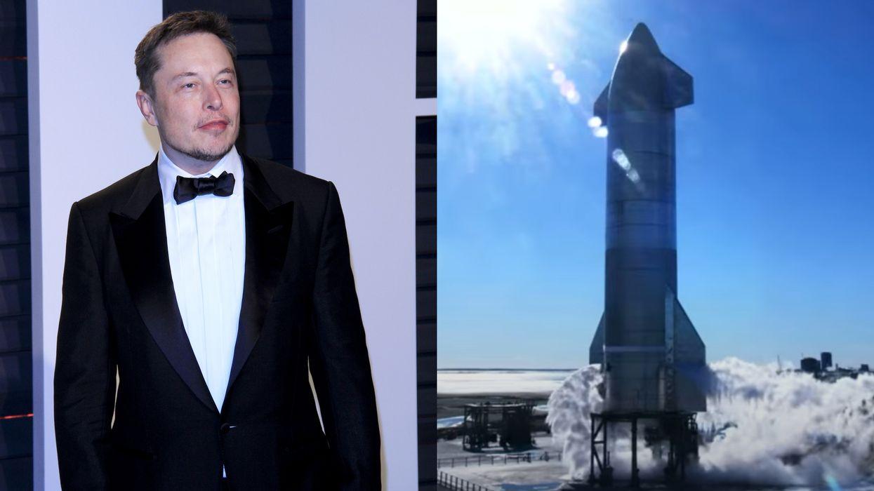 Elon Musk & SpaceX Want To Create Their Own Texas Town