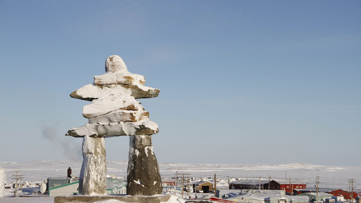 Nunavut Is Getting Hit With Extreme Cold As Low As -60 C