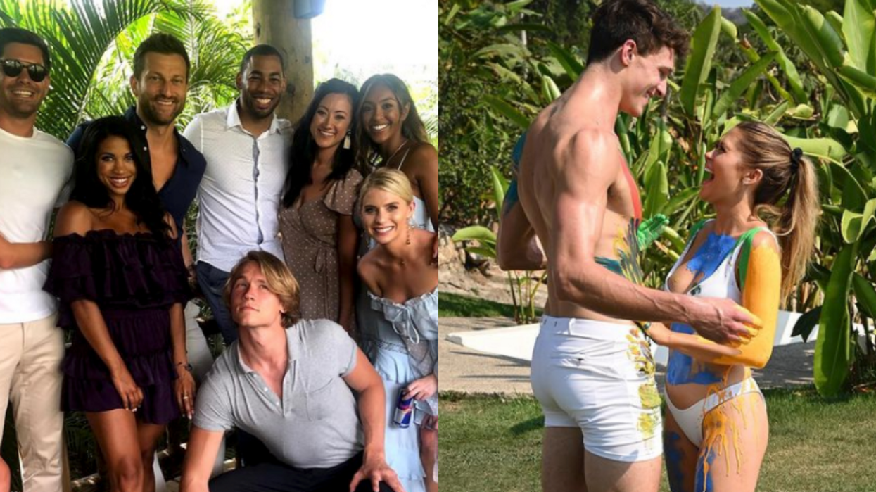 The 'Bachelor In Paradise Canada' Application Is Intense & Here's Why