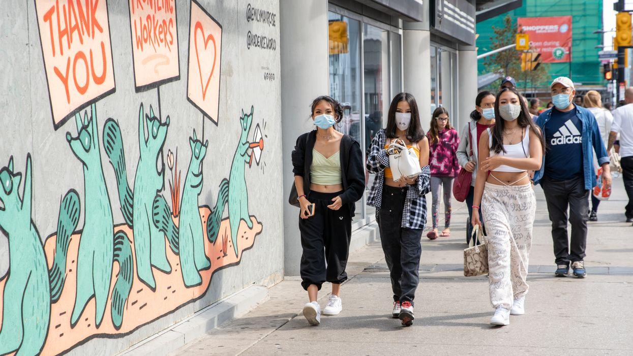 Ontario Response Framework Will Include Toronto & Peel On Monday