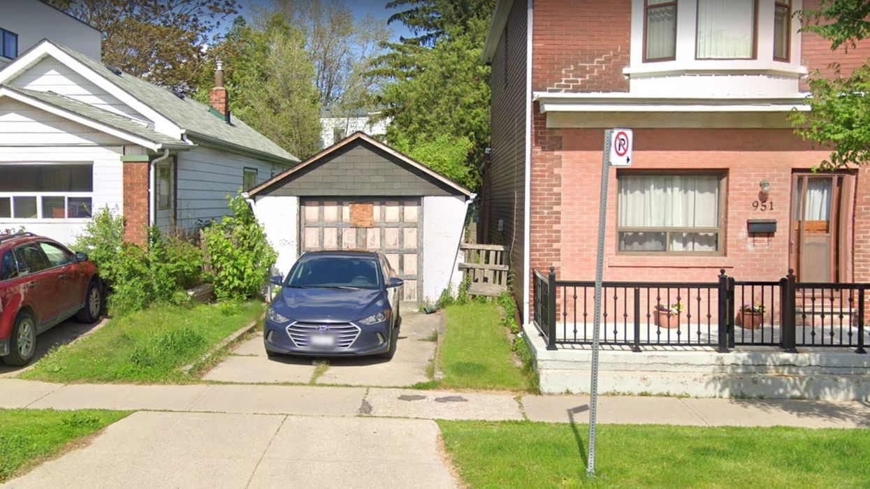 Toronto Housing Prices Are So High This Garage Reportedly Sold For $730K