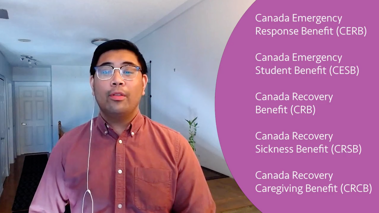COVID-19 Benefits Will Impact Your Taxes This Year & The CRA Explained How (VIDEO)