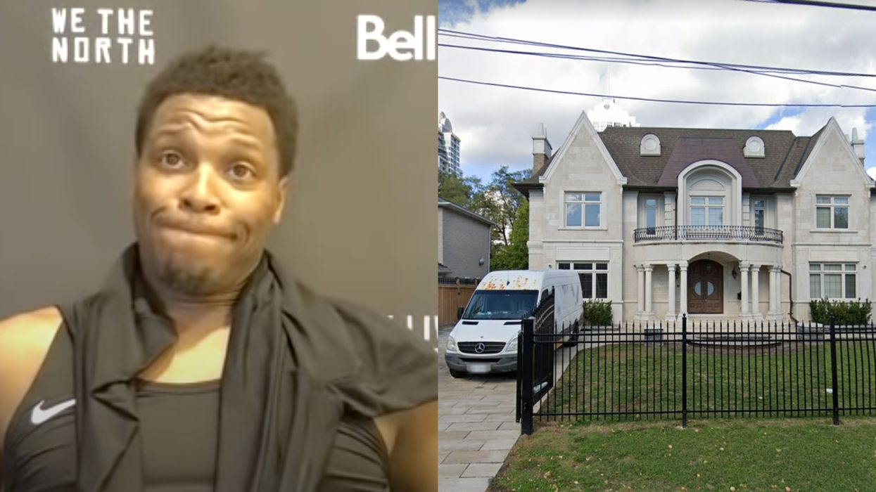 Lowry Denies Being The Owner Of A $5M Toronto House & Says He'll 'Retire A Raptor'