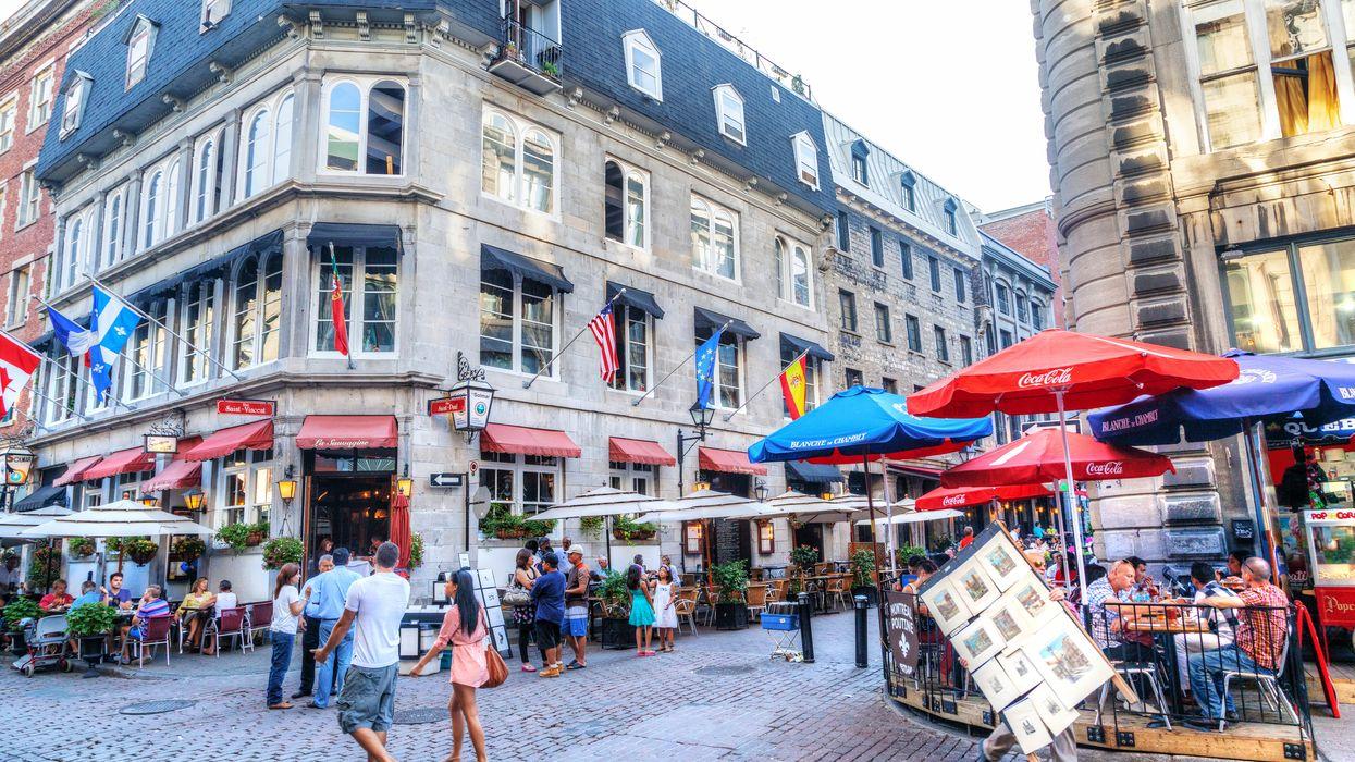 Les terrasses à Montreal en 2021 risquent d'être plus nombreuses