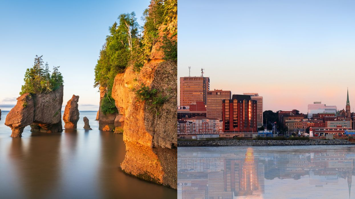 Move To New Brunswick Campaign Wants Canadians To Come & Live Their 'Best Life'