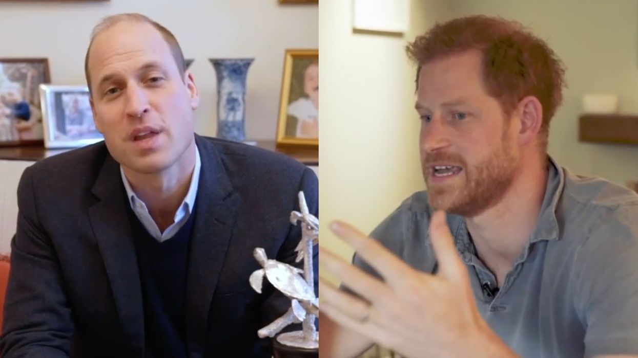 Prince Harry & The Royal Family Have Had 'Unproductive' Conversations Since The Interview