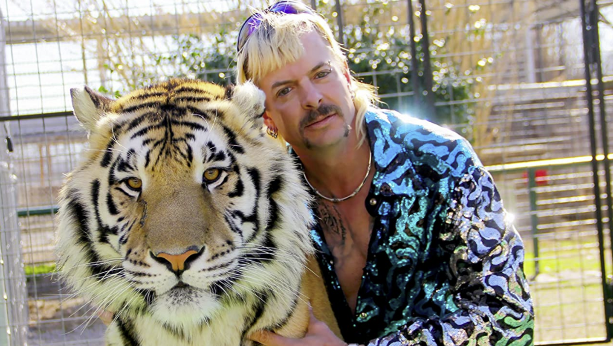 Another 'Tiger King' Documentary Is In The Works & It's Filled With Unseen Footage
