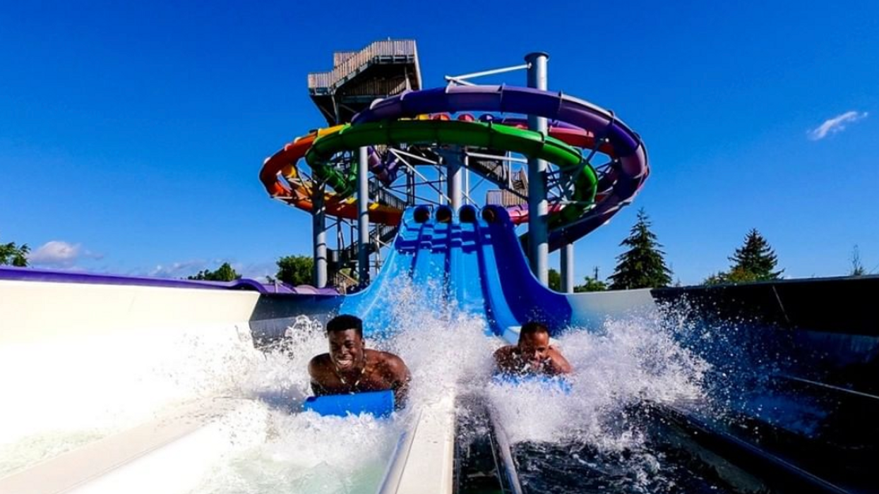 Ontario's Waterparks Say They're Officially Ready To Open This Summer