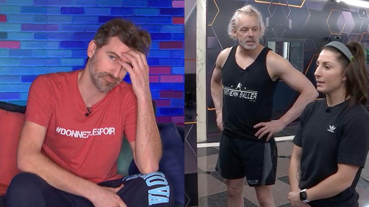 François de Big Brother Célébrités compare Jean-Thomas et Kevin