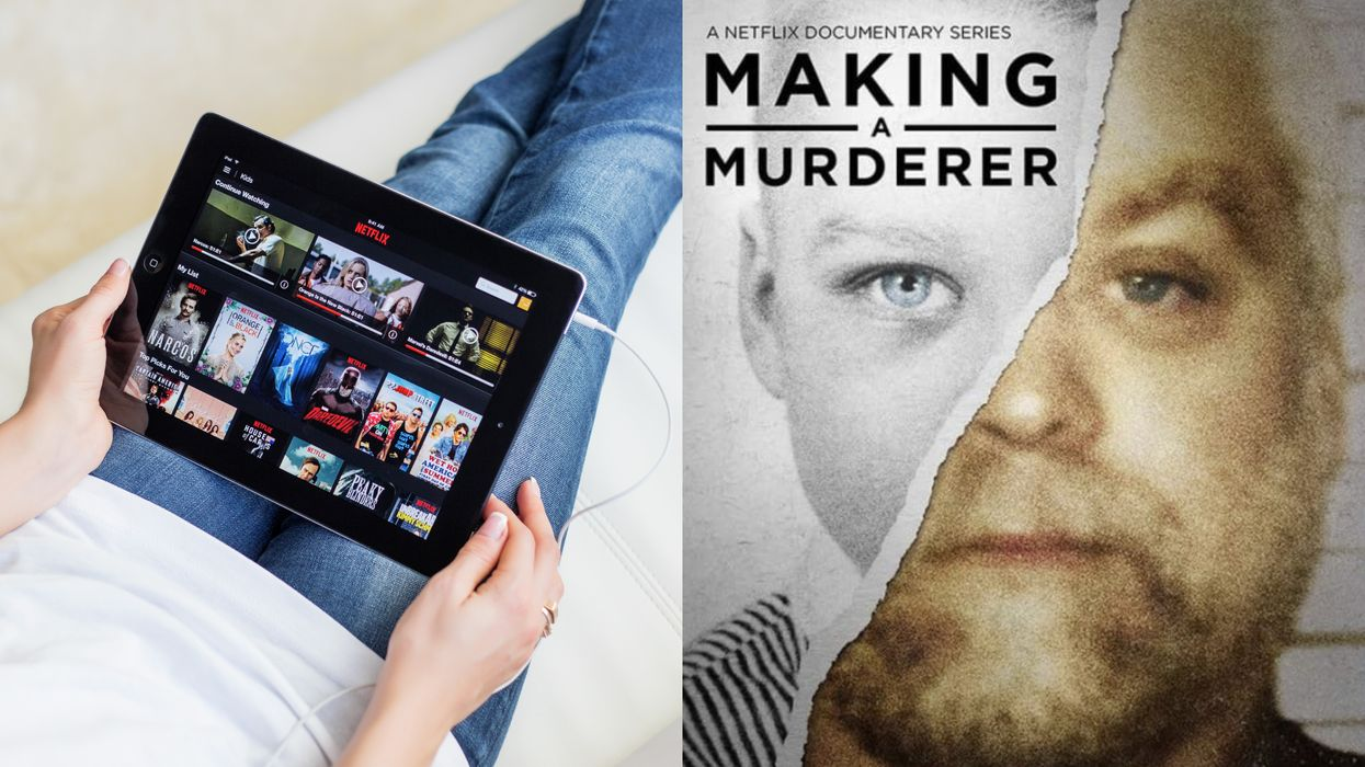 Netflix Has A Secret Code That Brings Up Every True Crime Documentary