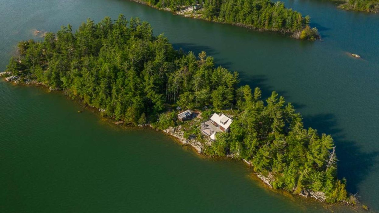 Private Islands In Ontario: Here's What It's Like To Live On One